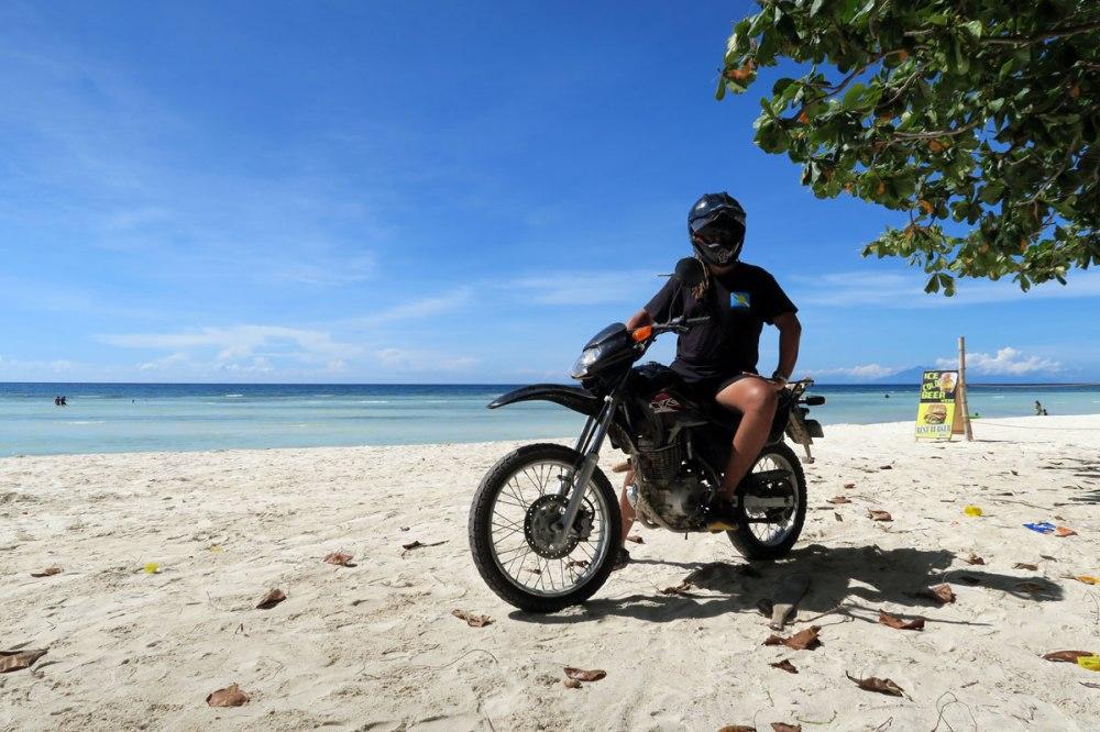 Anda beach Bohol Philippines