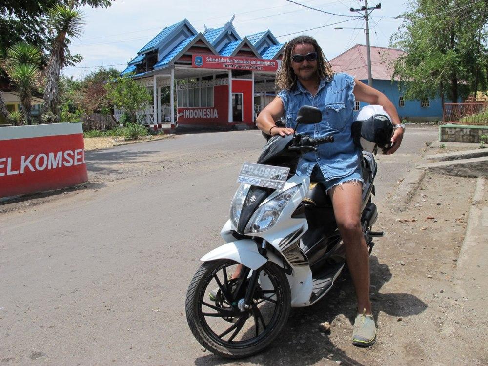 Motorbike renta Indonesia
