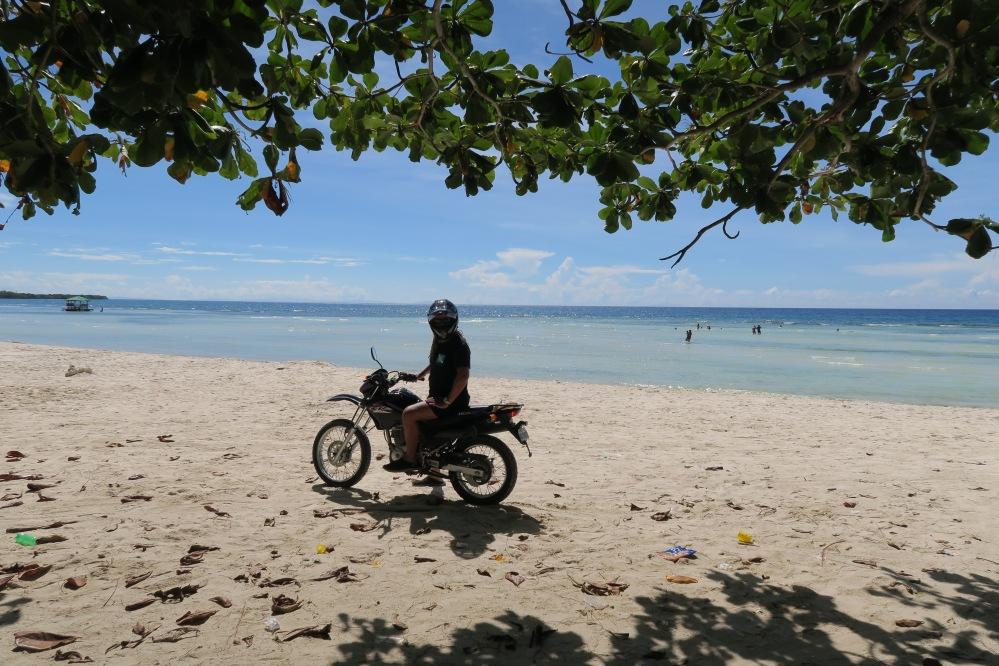 Motorbike rental, Asia