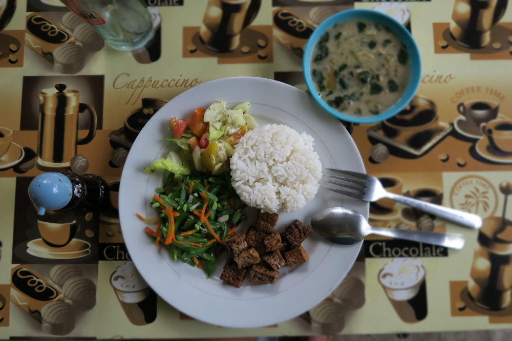 Andrea's local food is the best in Panglao island.