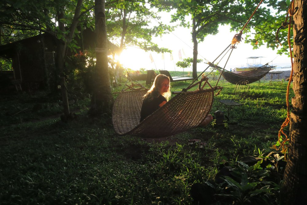 Heini's hammok adventures Camiguin