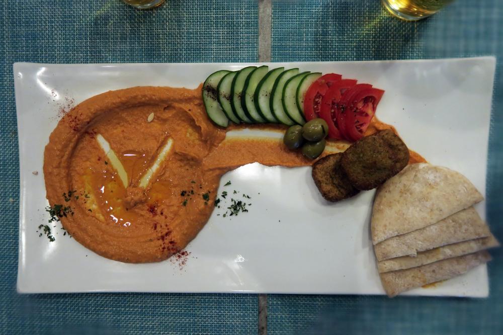 Vegan food Kri Dumaguete